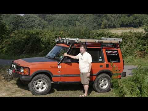 Matilda - The Overland Discovery - The 'for sale' video - negotiating price now added to website