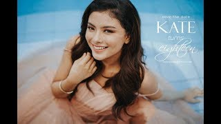 Kate Valdez   Save the date by Nice Print Photography