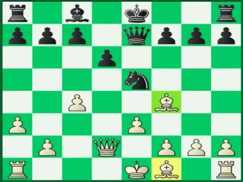 Chess Trap 9 (Against Budapest Gambit)
