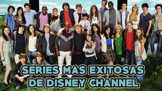 TOP 5 - Series mas exitosas de Disney Channel (Live-Action)