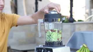 Raw Food Recipes: Apple Celery Cucumber Smoothie