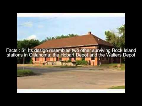 Sayre Rock Island Depot Top  #8 Facts