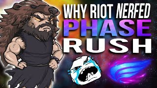 THE REASON PHASE RUSH GOT NERFED!! | YOU CAN'T BE SERIOUS!?  - Trick2G