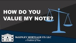 How do you value my note?