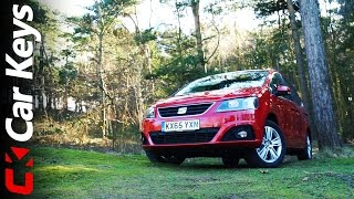 seat Alhambra 2016 review - Car Keys