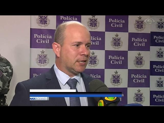 Band Cidade - Quadrilha é presa suspeita de envolvimento em roubos de carros-fortes