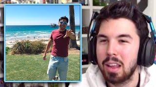 Willyrex explica emocionado cómo fue la época que vivió en Los Angeles y lo feliz que era