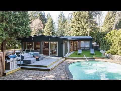 4644 Mapleridge Drive, North Vancouver - Renovated Mid-Century Home!