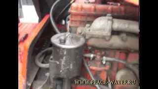 Топливо из воды и дизтоплива - 50/50%