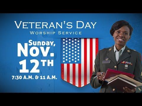Antioch Missionary Baptist Church Afternoon Worship Service Nov 12, 2017