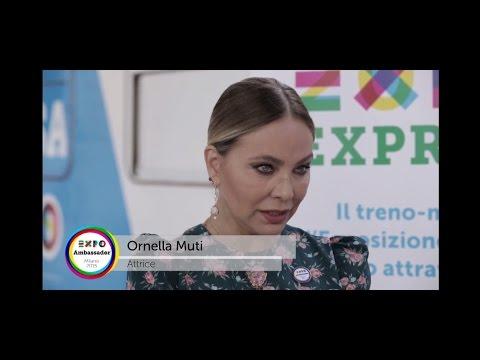 Ambassador Expo Milano 2015 Ornella Muti