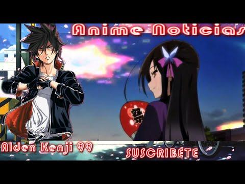 Noticias Anime #68 Accel World: Infinite Burst Dragon Ball Xenoverse 2 One Piece  Fairy Tail Pokemon