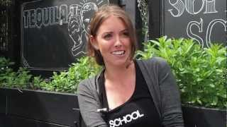 SCHOOL Restaurant Interview - What's Your Favourite Patio Drink?