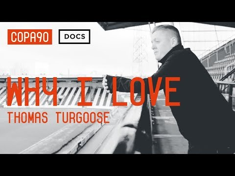 Why I Love Grimsby Town With Thomas Turgoose