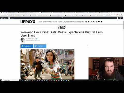 Fans Win Again - Alita : Battle Angel Owns Box Office Despite NPC Critics