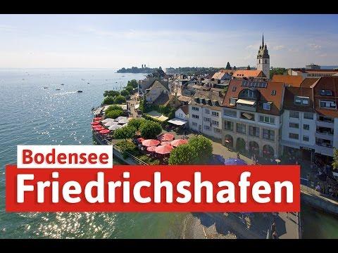 Urlaub In Friedrichshafen Wohlfuhlen Am Bodensee Youtube