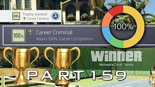 【GTA 5 100%】 Achieving 100% Completion - Walkthrough Part 159 [GOLD TROPHY]