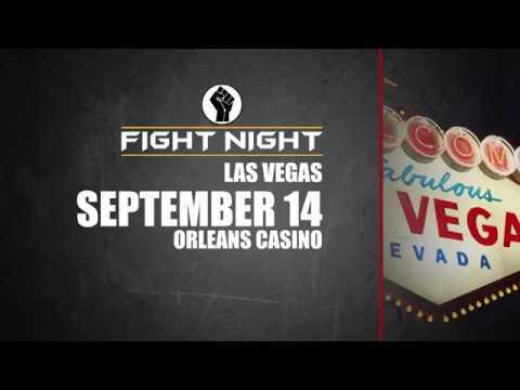 Fight Night 7: Las Vegas