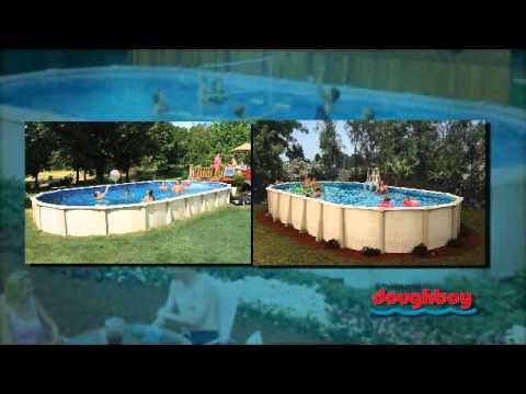 Can I Disassemble and Move A Doughboy Pool?