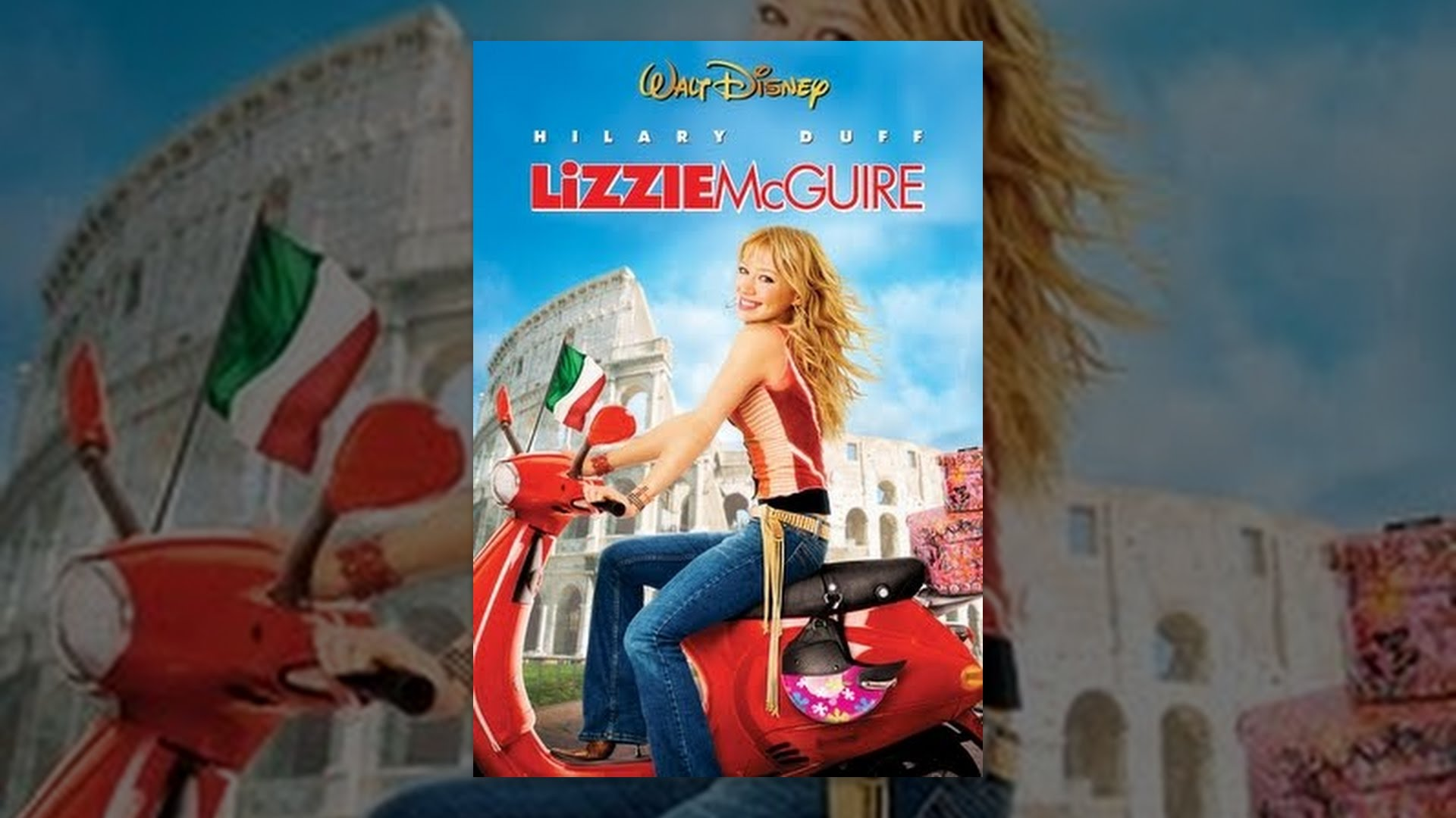lizzie mcguire le film vf youtube. Black Bedroom Furniture Sets. Home Design Ideas