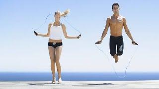 Прыжки на скакалке для похудения(Сколько прыгать на скакалке чтобы похудеть? Посмотрите виде и узнайте все о том, как надо проводить трениро..., 2015-06-07T15:39:49.000Z)
