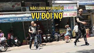 Khiếp đảm thanh niên TRỌC ĐẦU XĂM TRỔ đòi nợ chấn động Sài Gòn thumbnail