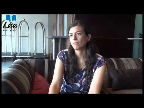 """Samanta Schweblin: """"Vivo la literatura como algo muy orgánico"""""""