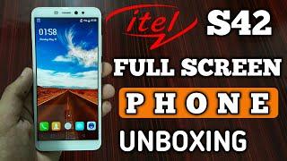 ITEL S42 UNBOXING || itel S42 Full Screen Smartphone Unboxing
