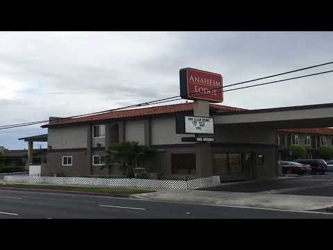 Anaheim Lodge - Anaheim (California) - United States