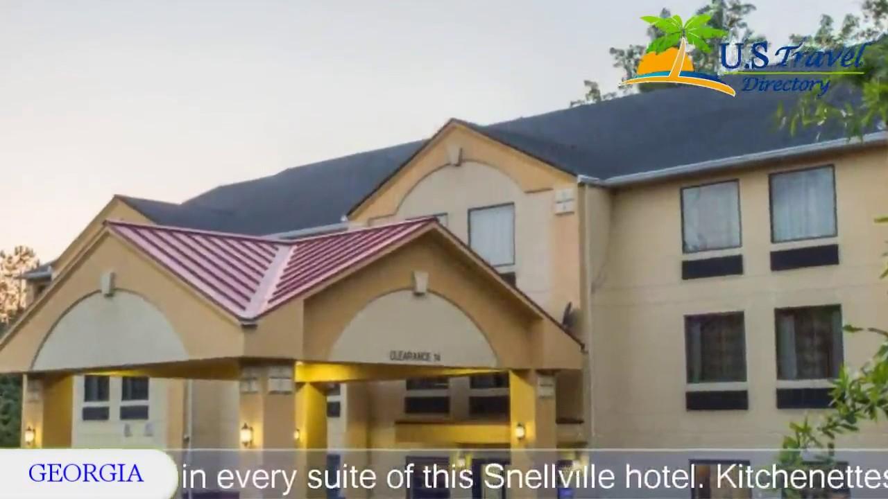 Crestwood Suites Snellville Hotels Georgia