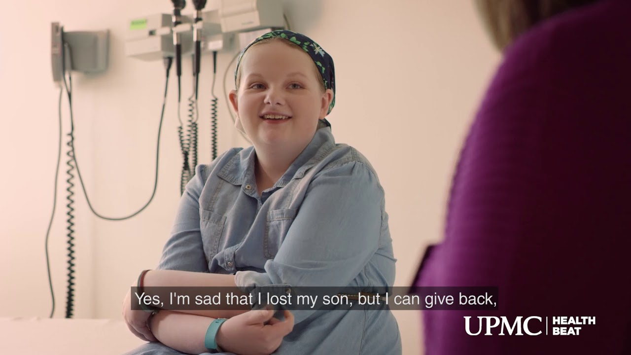 UPMC Life Changers: Noelle Conover | UPMC Healthbeat