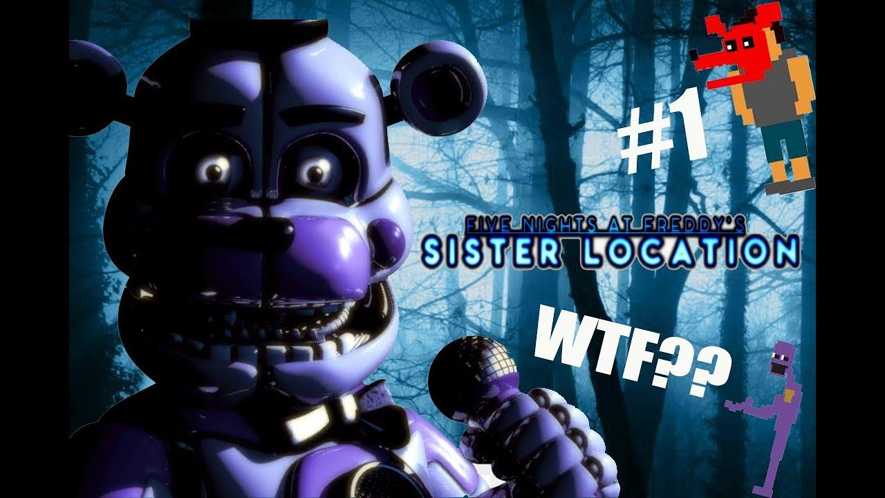 Download ESTO ES IMPOSIBLE !! Five Nights at Freddy's: Sister Location + Subtitulos #1