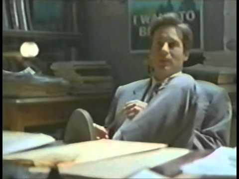 X-Files Gag Reel - Season 3