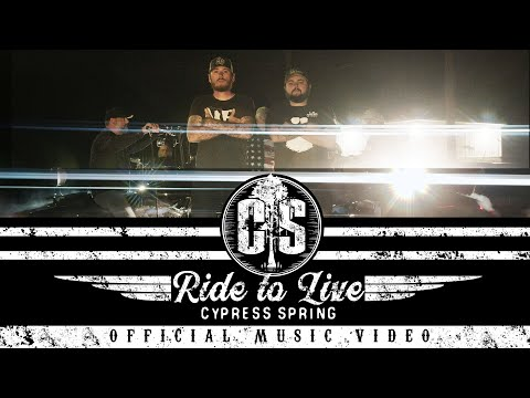 Смотреть клип Cypress Spring - Ride To Live