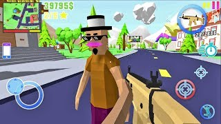Dude Theft Wars: Open World Sandbox Simulator BETA #5 - Action Games Android gameplay #actiongames