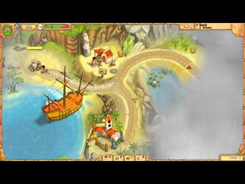 Island Tribe 2 - Free Game Review Gameplay [Mac Store]