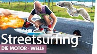 Motor Surfen in Norddeutschland | Kliemannsland