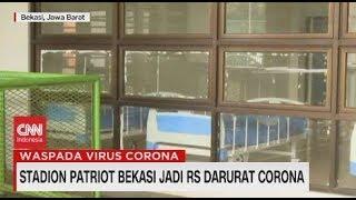 Stadion Patriot Bekasi Jadi RS Darurat Corona