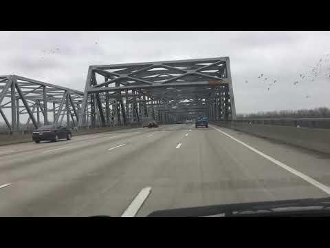 I 70 Bridge Eastbound   MO River At St Charles