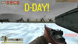 D-DAY! - Day of Defeat: Source