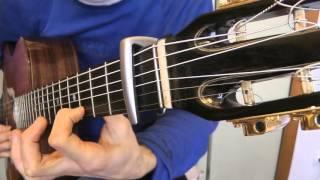 Tuto guitare - AC/DC : Fling Thing (1/3) démo + G + ♣ + ♠