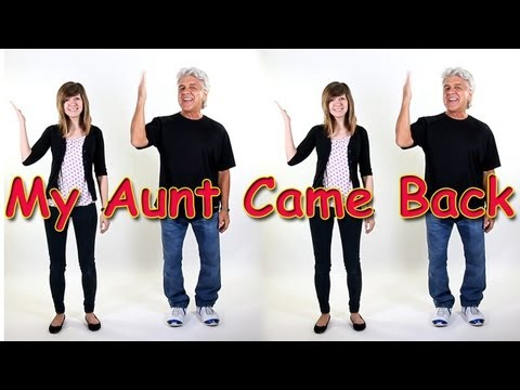 Brain Breaks - Action Songs for Children - My Aunt Came Back - Kids Songs by The Learning Station