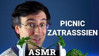 Picnic Zatrassien - ASMR Français Binaural - 3Dio Free Space