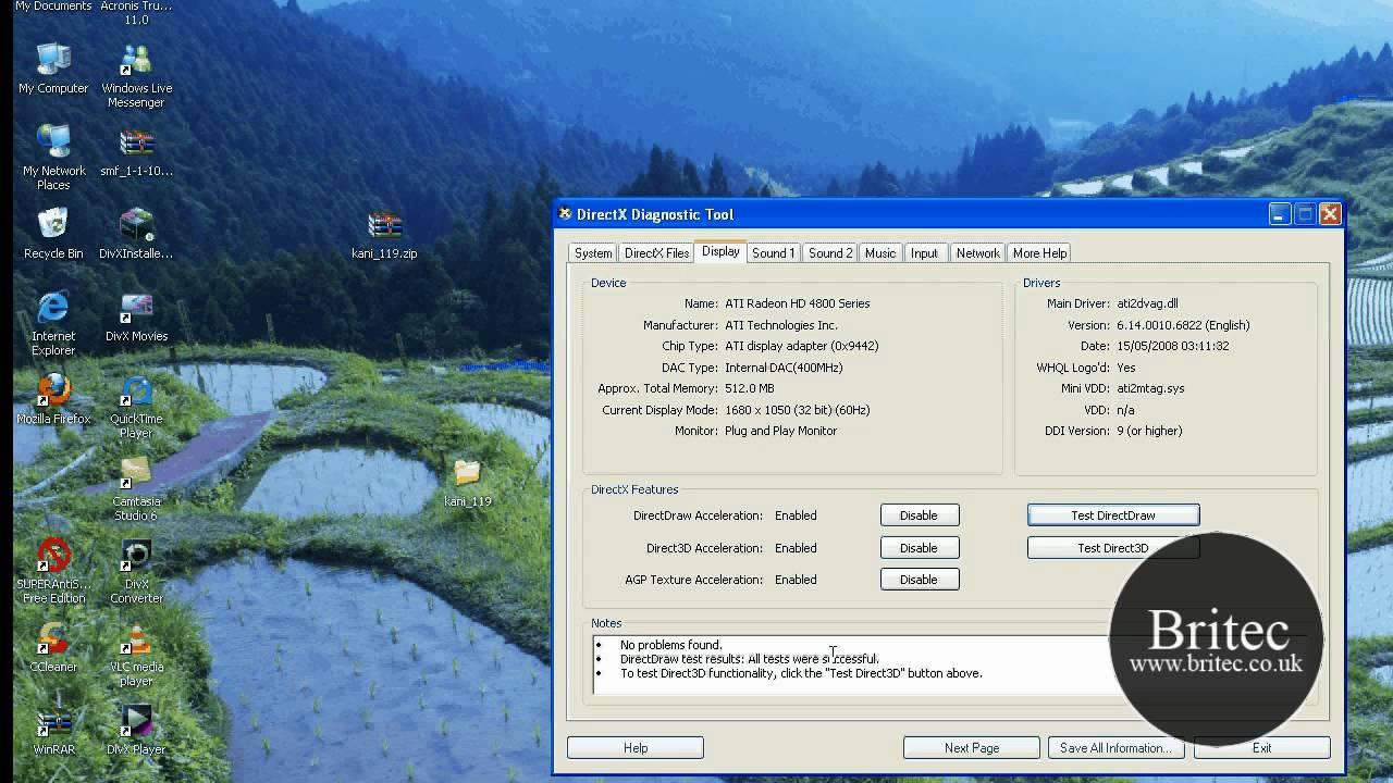 directx 10 download windows 7 64 bit chip
