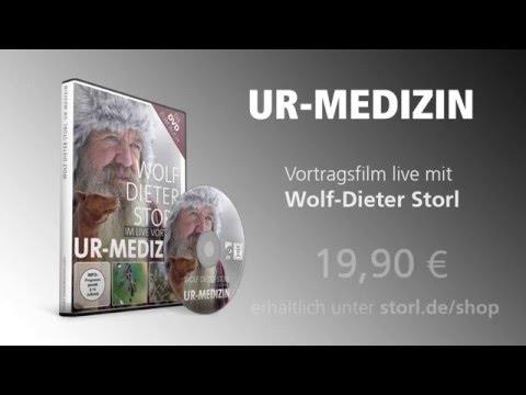 Ur-Medizin: Live-Vortrag mit Wolf-Dieter Storl (Trailer)