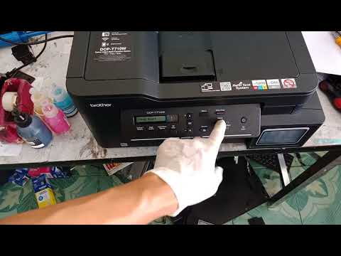 Repeat Brother MFC 8510DN How to fix Constant Paper Jam