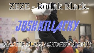 Kodak Black – ZEZE feat. Travis Scott & Offset | Josh Killacky Choreography | Xtreme Dance Force