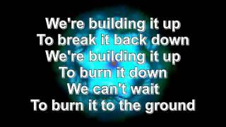 Burn It Down- Linkin Park - Lyrics