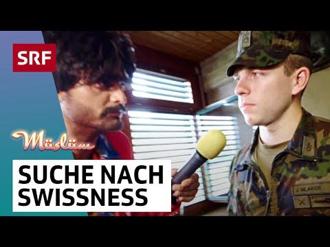 Müslüm Television auf der Suche nach Swissness - Folge 2 - #müslümtv