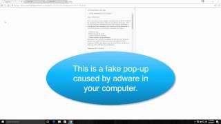 Comment supprimer Erreur # ERr013X74 Votre Ordinateur a ete blocke alerte faux?